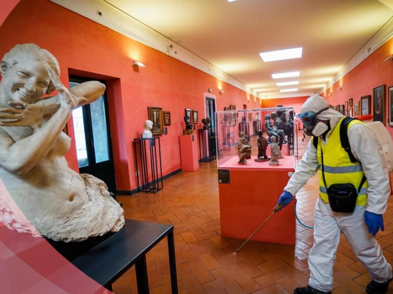 Reopening museums